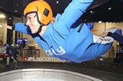 ifly skydiving shot